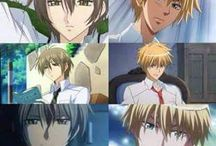 Usui & Kei <3 #Love #Anime