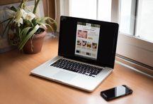 Saját munkáim / weboldalak, névjegykártyák, logók, szórólapok, plakátok