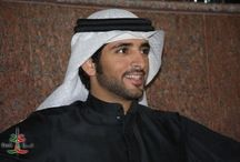 25) The Handsome Hamdan of Saudi Arabia / Hamdan bin Mohammed bin Rashid Al Maktoum (born 14 November 1982) is the Crown Prince of Dubai, United Arab Emirates.