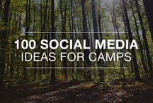 Marketing/Social Media / Ideas for marketing at camp