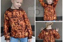Girl Sewing Patterns/Inspiration