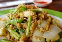 """อาหารตามสั่ง / """"ครัวไหมพร"""" อาหารตามสั่ง อาหารจานด่วน อร่อยแซ่บต้องลอง  โทร.092-756-7677,02-076-4377 ID Line : maieiei99 www.kruamaiporn.com"""