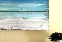 Seaside decor / Beach decor