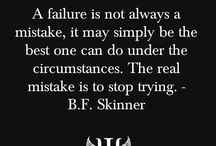 BF Skinner / Quotes
