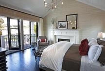 Master bedroom / by Amy Stritt