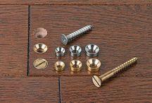 hardware lemn