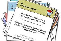 Kids Prayer ideas