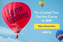 $10 Udemy October Coupon 2015