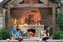Arbors & Outdoor Spaces / Ideas for my future dream project!