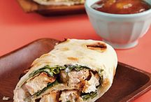 Sandwiches and Wraps / Sandwiches and wraps