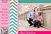 Mike & Shannon / Hi, We are Mike, Shannon, and Caitlyn.  We are humbled to grow our family through open adoption.  As we embark on this journey, we know that the decision you are making for your baby is extremely difficult, selfless, and an act of love.  As you browse through our profile we hope you get a sense of who we are.  Thank you for taking the time to get to know us and our family!