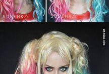 Harley Quinn & Jøker