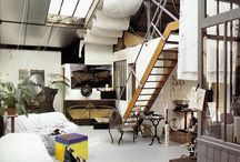 Inspiration: Loft spaces