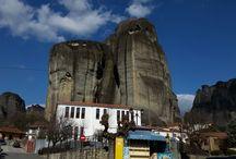 Trip to Meteora Kalabaka