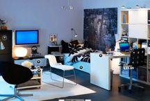 Men's Dorm Room Ideas / by LCUedu