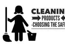 Healthy Home and environment / Safe home and environment - chemical and waste free living