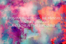 {-Positive Thoughts-}