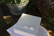 Caixa convite e caixa presente / 100% artesanal