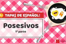 Espanol: posesivos