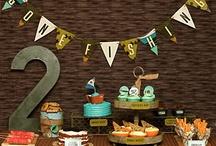 Paloma 2nd Birthday Ideas