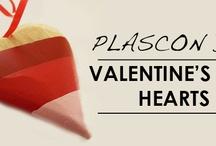 Valentine's Day DIY Hearts - Plascon Trends