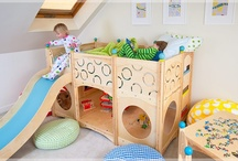 kids rooms / by Danielle Webb Beavers