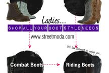Street Moda's Social Networking / Check out what Street Moda is up to when we aren't pinning away. Keep up to date on new products and how to style them with outfits. / by Street Moda
