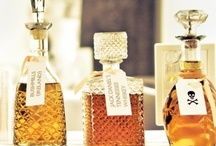 Wedding Inspiration | Beverage Bars / Amazing beverage bars to service your guests.