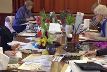 My watercolour workshops