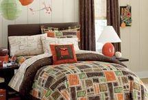Bedroom Ideas / by Stephanie Evans