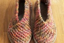Schuhe, Handschuhe