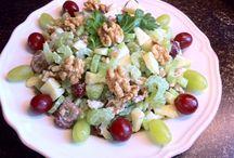 kerst salade