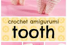 tooth crochet