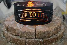 Modèle Harley Davidson