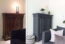 Nytt liv til gamle møbler