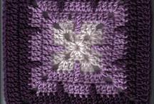 More squares / Crochet