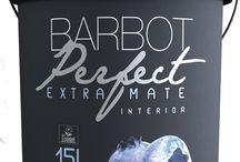 BARBOT / Na Barbot acreditamos que a casa é um espaço privilegiado de conforto e de qualidade, que é um lugar de mudança e de criatividade. Acreditamos que as tintas, as cores e a tecnologia são instrumentos de expressão individual, de expressão do gosto e da vontade, de transformação e criação. A casa é um lugar para novas visões.