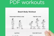 Different type of workouts