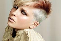 Hair cuts/colors