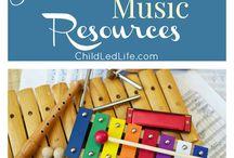 Montessori hudba