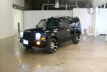 Jeep Commander Quadra - drive 11