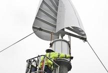 VAWT Wind Turbines
