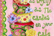 Birthdays!!