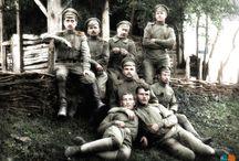 Soldat Russe WW1 / Photos de soldats russe durant la première guerre mondial