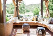 verandah patio