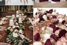 svadba farby