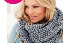 Knit & Crochet / by Christine Cavers