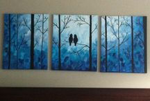 Canvas Ideas / by Stacy Bruce