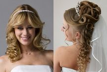 Give Much Thought for Your Wedding Hairstyle