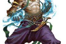 RPG Fantasy - Antropomórficos